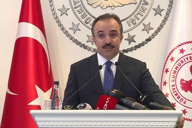 İçişleri Bakan Yardımcısı, Kütahya'daki depreme ilişkin açıklama yaptı