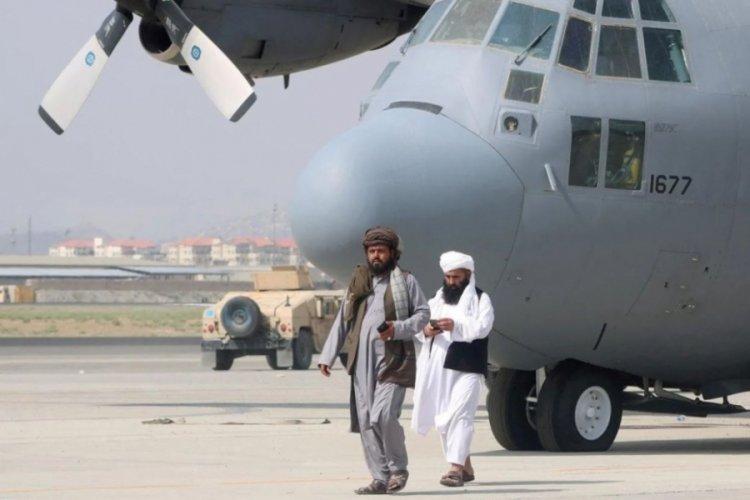 Merkel'den açıklama: Kabil havalimanı için Katar ve Türkiye ile görüşmeler yapıyoruz