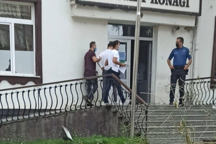 Samsun'daki suç makinası çocuk serbest bırakıldı