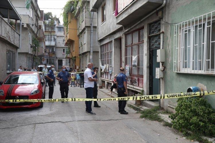 Bursa'da eşi tarafından bıçaklanan kadın yaralandı
