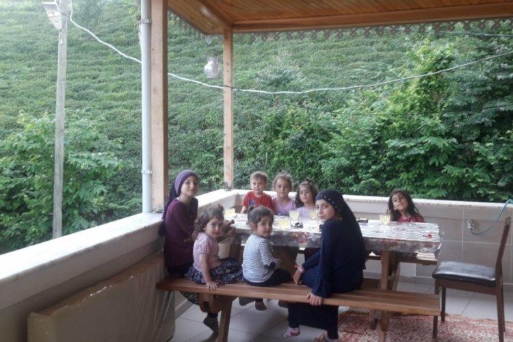 Trabzon'da imam 3 kızını öldürdü!