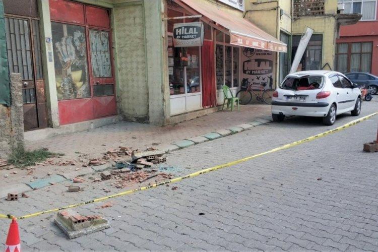 Kütahya'da 29 artçı sarsıntı meydana geldi