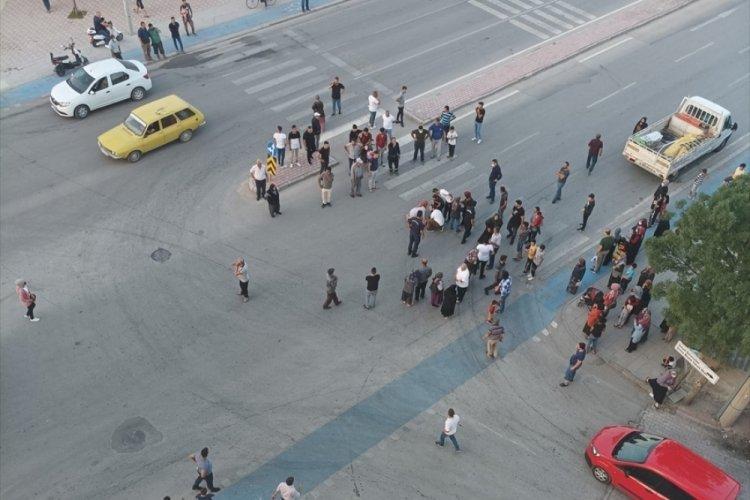 Konya'da otomobilin çarptığı 4 yaşındaki çocuk öldü