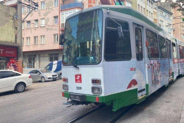 Bursa İncirli Caddesi esnafının tramvay sorunu! (ÖZEL HABER)
