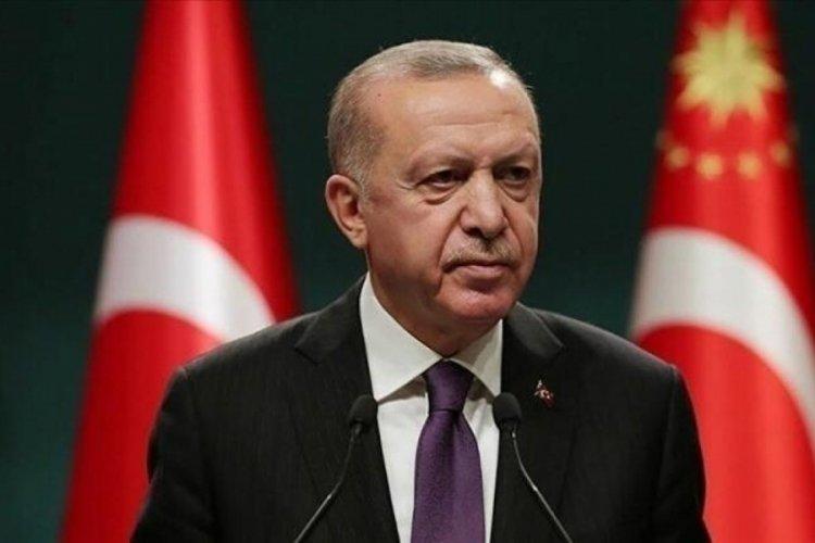 Cumhurbaşkanı Erdoğan, Özbekistan'ın 30.yıl dönümünü kutladı