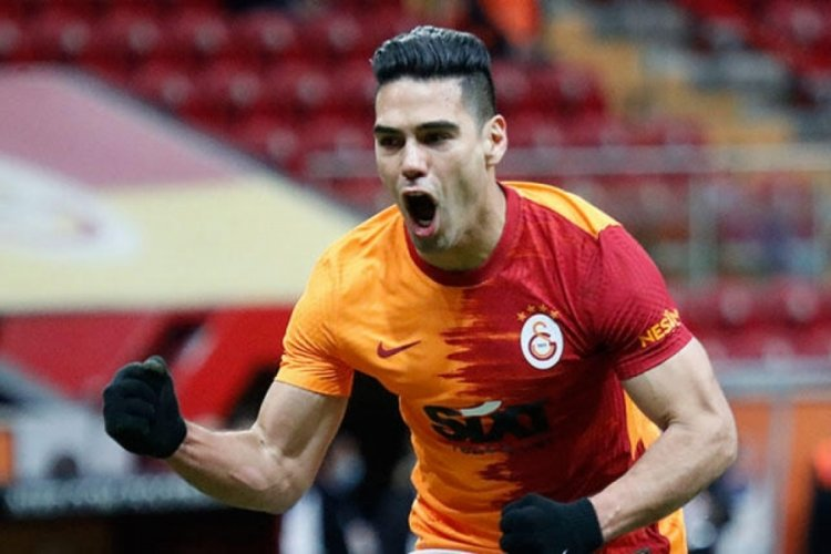 Galatasaray, Falcao'yla hayal kırıklığı yaşadı
