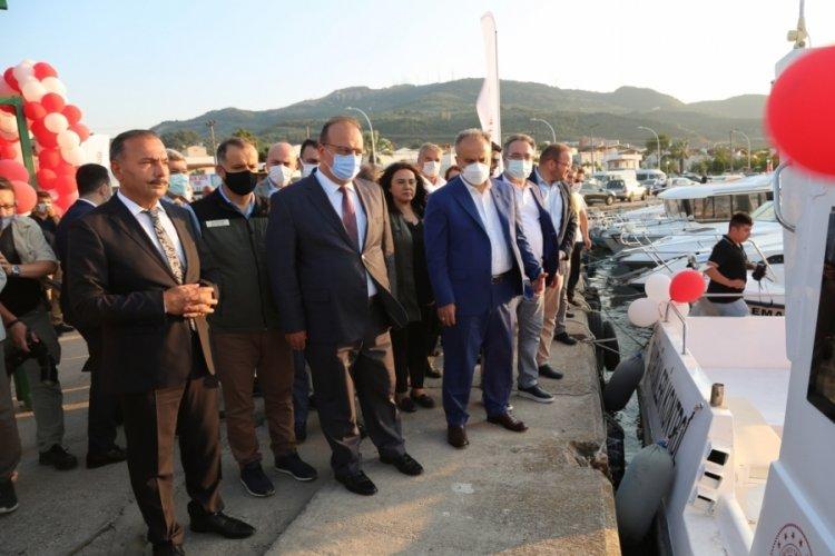 Bursa'da av sezonu etkinlikle açıldı