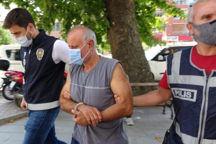 Bursa'da site kapıcısı çocuklara tacizden tutuklandı