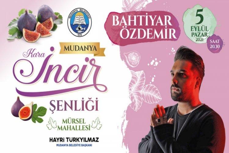 Bursa'da Mürsel İncir Şenliği başlıyor