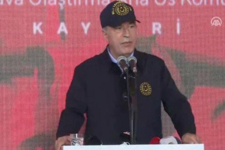Afganistan'dan dönen Mehmetçik için tören düzenlendi