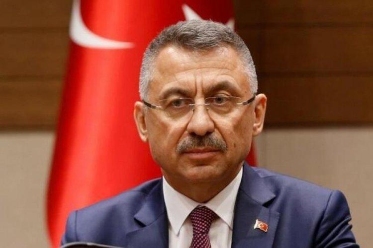 Cumhurbaşkanı Yardımcısı Oktay'dan yüzde 21,7'lik büyüme açıklaması