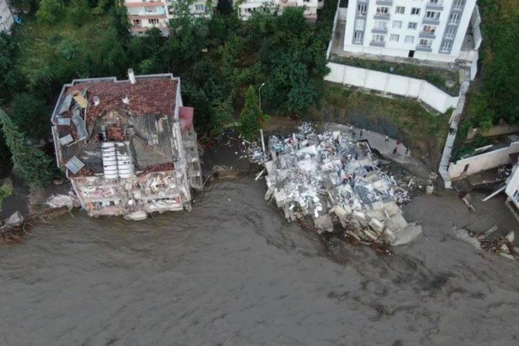 Meteoroloji'den Karadeniz için sel uyarısı yapıldı