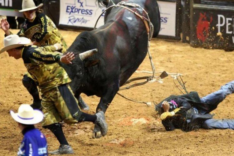 Ünlü rodeocunun trajik ölümü!