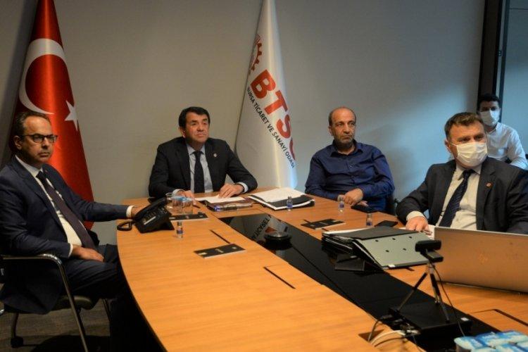 Bursa Ticaret ve Sanayi Odası ihracat atağına hazırlanıyor
