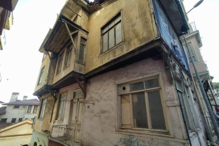 Bursa'da Dr. Ziya Kaya'nın evi belediyeye bağışlandı