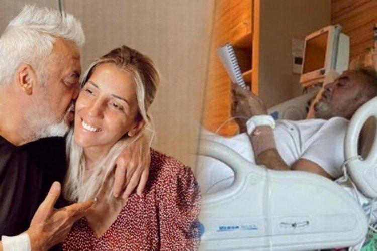Mesut Akusta'nın eşi yaşadığı o zor günleri anlattı