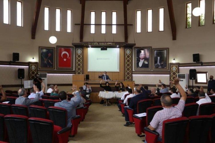 Bursa İnegöl'de Eylül ayı meclis toplantısı yapıldı