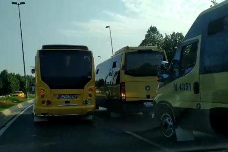 Düğün konvoyunda trafiği tehlikeye sokan magandaya ceza kesildi