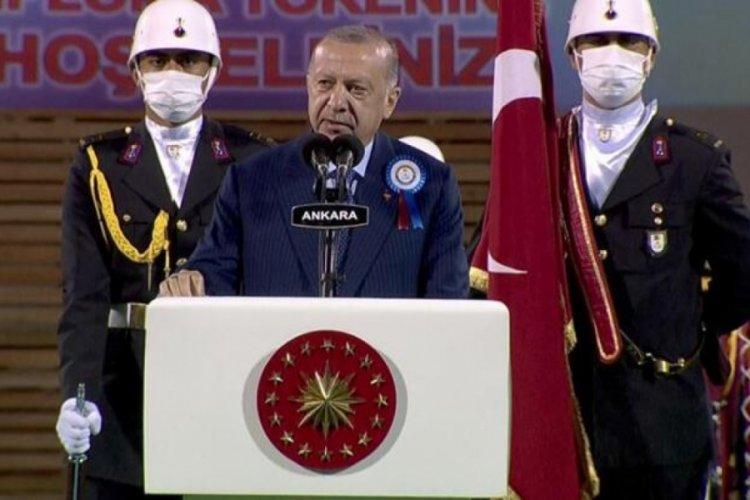 Cumhurbaşkanı Erdoğan: Dünyada büyüyen en hızlı 2. ekonomi olduk