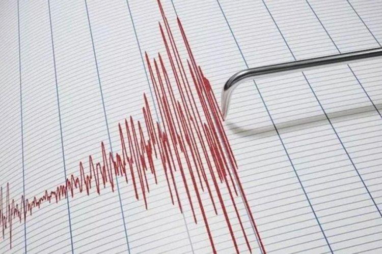 Şili'de korkutan deprem!