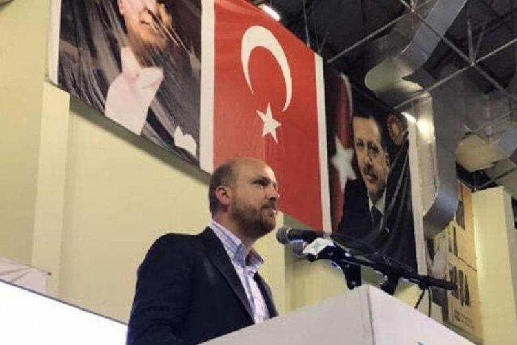 Bilal Erdoğan, yaz okulu kapanış programı törenine katıldı