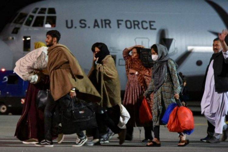 Güney Afrika, Afgan sığınmacıları reddetti