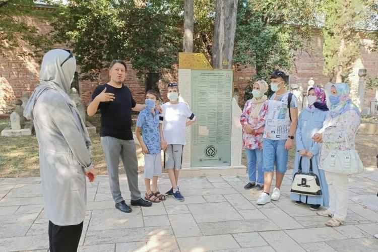 Bursa'da 'Engelsiz Turizm' uygulaması