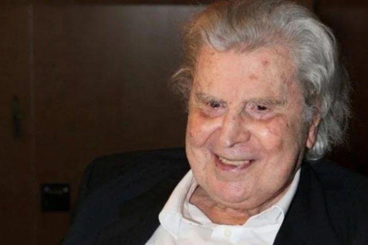 Ünlü müzisyen Mikis Theodorakis hayatını kaybetti