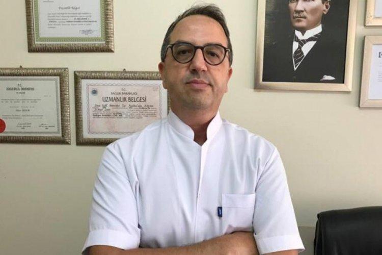 Prof. Dr. Şener'den hamilelere aşı çağrısı