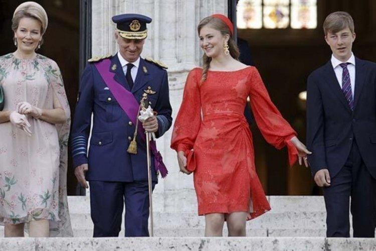 Belçika kraliyet ailesine Kovid-19 şoku!