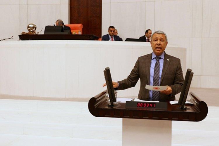 CHP'li OrhanSümer: 3 milyon 564 bin kişi borcunu ödeyemiyor