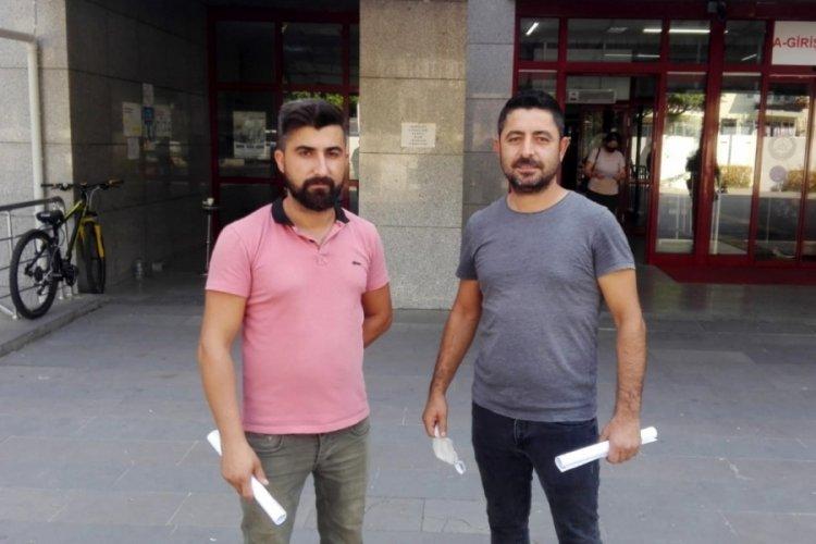 Antalya'da ATV'lerle caretta caretta yuvalama sahasına giren 2 şüpheli serbest