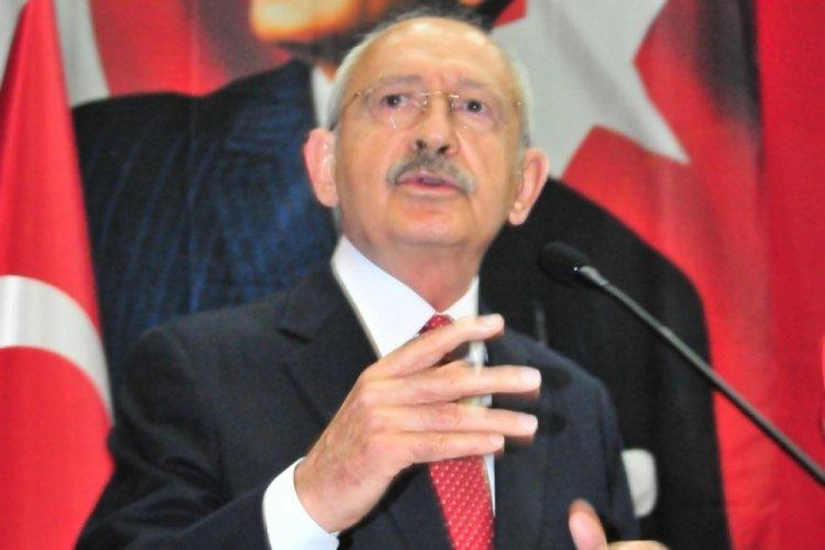 CHP Lideri Kemal Kılıçdaroğlu: Siyasete giren adam zenginleşiyorsa bilin ki malı götürüyordur