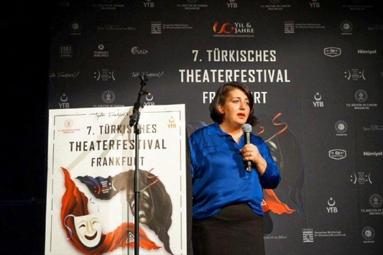 """""""7. Frankfurt Türk Tiyatro Festivali"""" başladı"""
