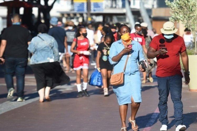 Güney Afrika'da hedef 40 milyon aşılama
