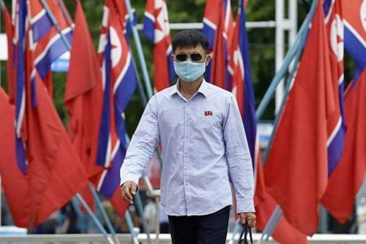 """Kuzey Kore, pandemiyle """"kendi tarzında"""" mücadele ediyor!"""