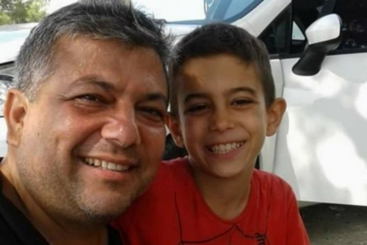 Adana'da aile dramı! Babasının ölümünü izledi