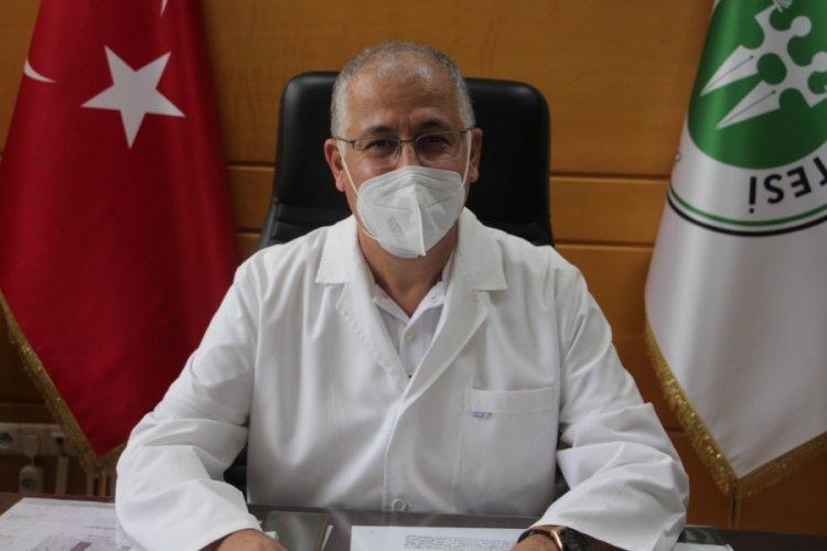 Prof. Dr. Zafer Cantürk: 300 ölümü daha önce 30-40 bin vaka sayılarında gördük