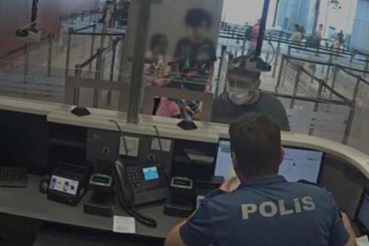 FETÖ firarisi doktor, havalimanında yakalandı!