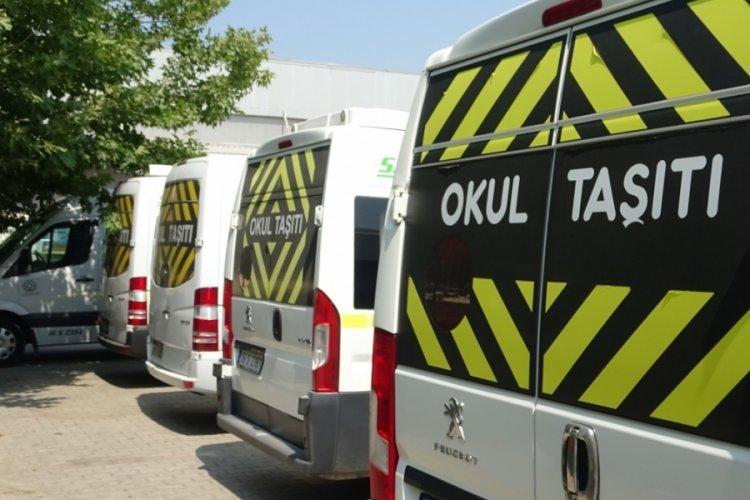 Bursalılar dikkat: Bu belgeye sahip olmayan servis taşımacılığı yapamayacak