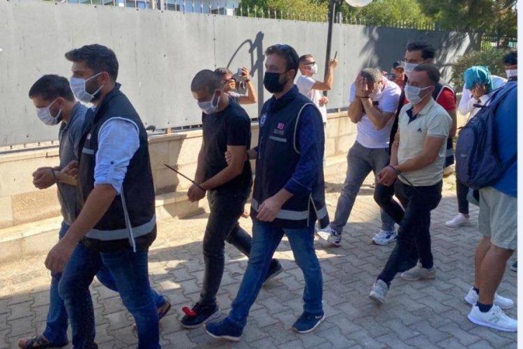 Muğla'da milyon liralık vurgun yapan dolandırıcılar yakalandı