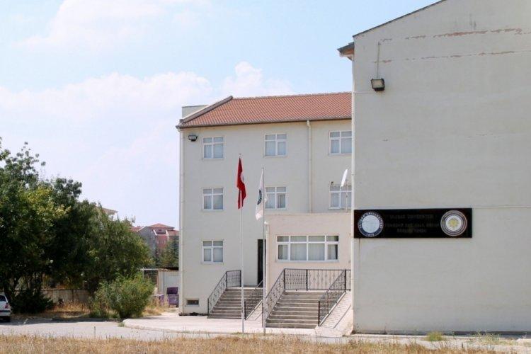 Bursa'da kız yurdunda tadilat başladı