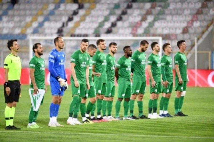 Bursaspor'un maç tarihleri belli oldu