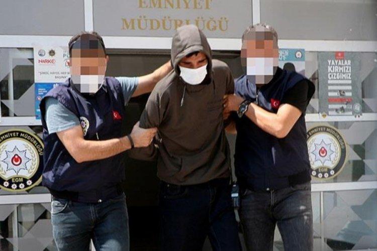 Mersin'de 100 bin doları gaspetmek isterken yakalandı!