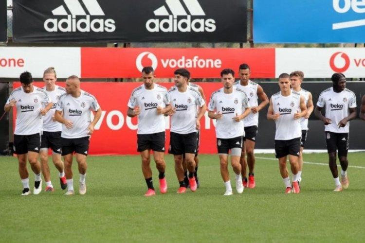 Beşiktaş'ın Şampiyonlar Ligi kadrosunu kuruldu