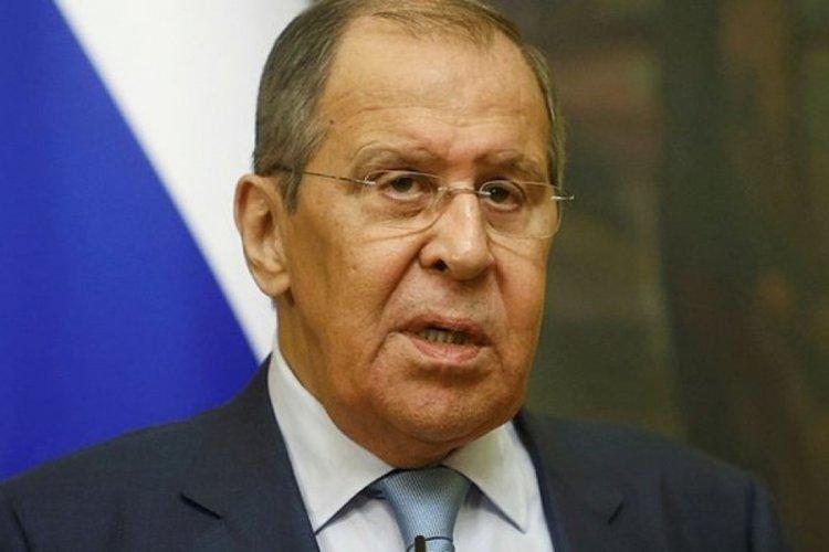 Rusya Dışişleri Bakanı Lavrov'dan Afganistan değerlendirmesi