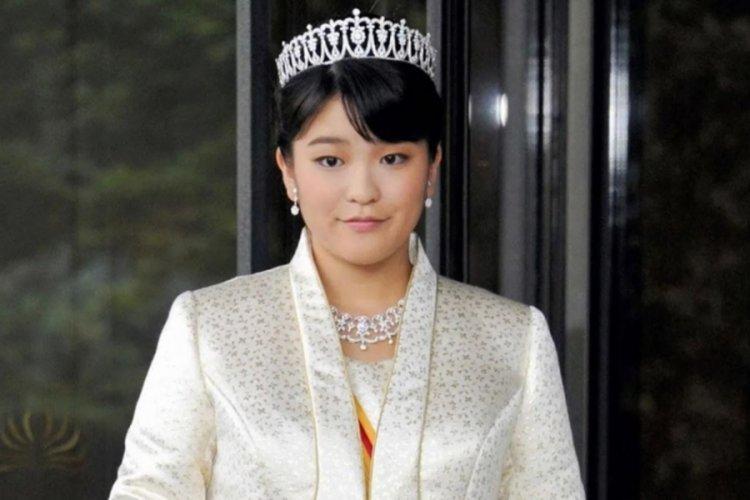 Japon Prenses, aşkı için ünvanından vazgeçti