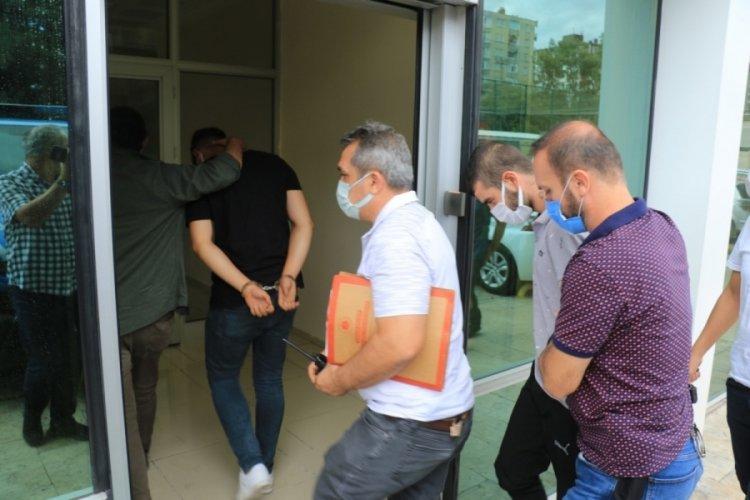 Samsun'da eğlence mekanını kundaklayan 2 kişi yakalandı