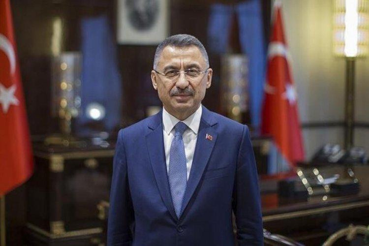 Cumhurbaşkanı Yardımcısı Oktay,  Golbol Kadın Milli Takımı'nı tebrik etti