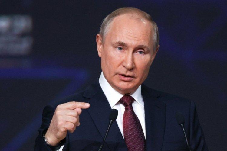 Putin'in hatasını düzeltti sonrasında Kremlin'den açıklama geldi
